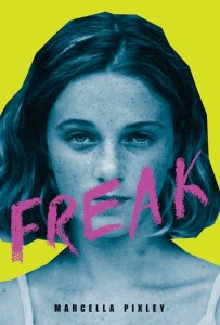 Freak book cover image